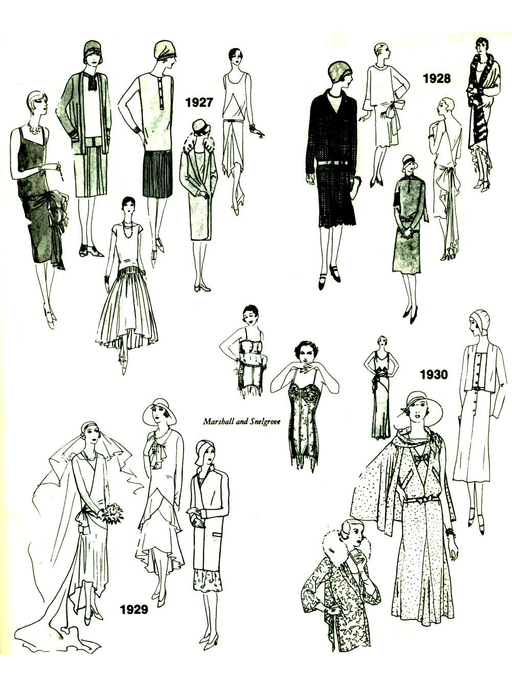 Colorear para adultos : Fashion & clothing - 7