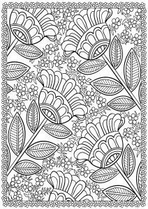 Flores y vegetacion 58470