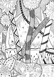 Selva y bosque 9151