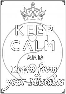 Keep calm 56180