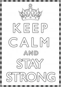 Keep calm 69658
