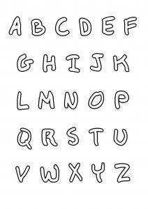 Alfabeto 91031