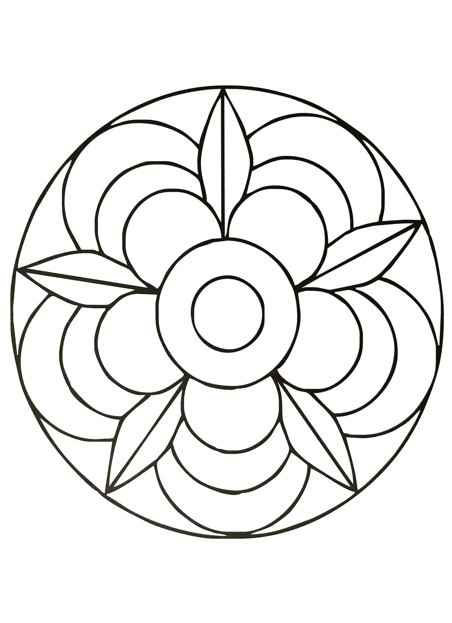 Mandalas - 87