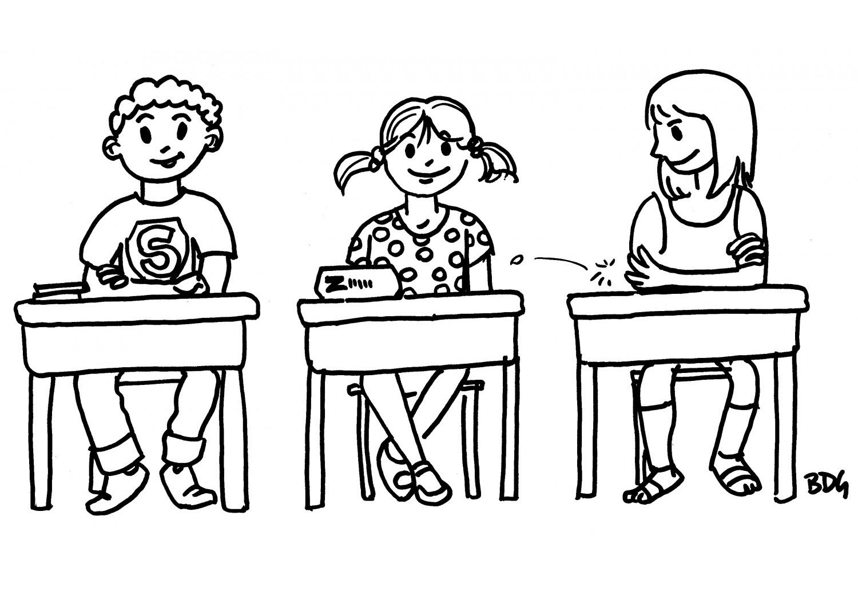 Escuela 90548 - Escuela - Colorear para Adultos