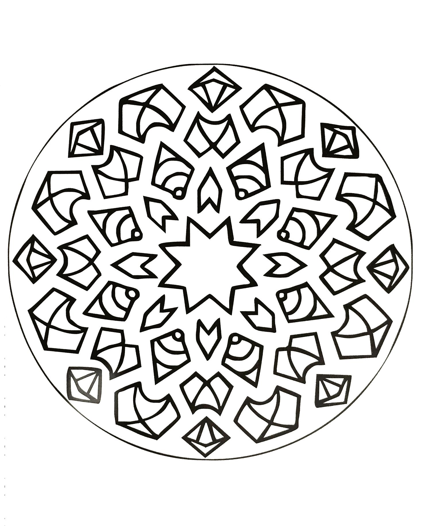 Mandalas 65938