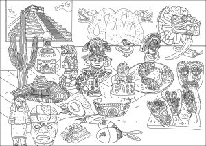 Mayas aztecas e incas 71056