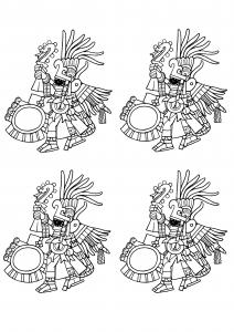Mayas aztecas e incas 89675