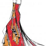 Coloriages Modes et vêtements