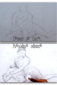 Exemples de dessins réalisés au musée