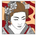 Coloriages Japon