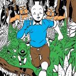 Coloriages Livres et Comics