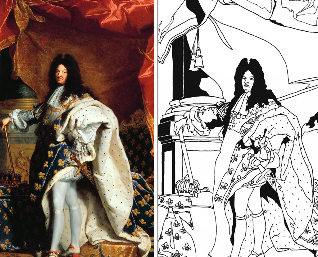 compare and contrast how louis xiv Louis xiv louis xv cardinal richelieu cardinal compare and contrast the handling of religious issues by the stuart monarchs james i and charles i of england.