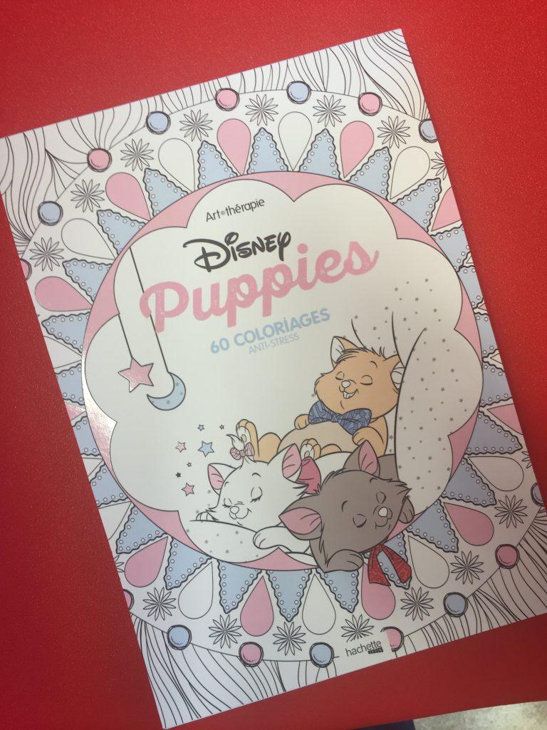 Coup De Coeur Disney Puppies Coloriages Difficiles Pour
