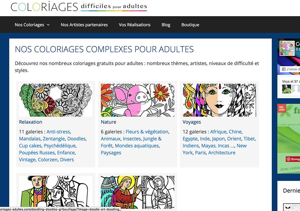 Et voici la nouvelle version du site !