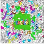 Coloriages Pâques
