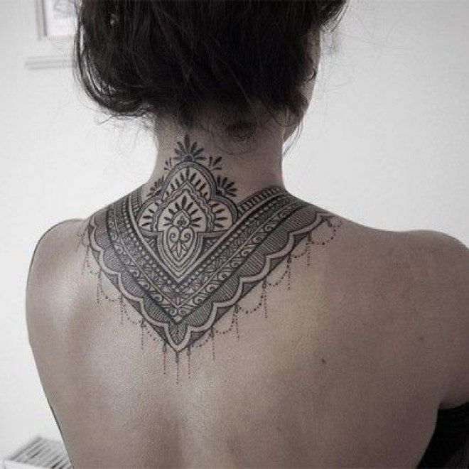 art sur papier art dans la peau le tatouage de mandalas conna t un v ritable succ s. Black Bedroom Furniture Sets. Home Design Ideas