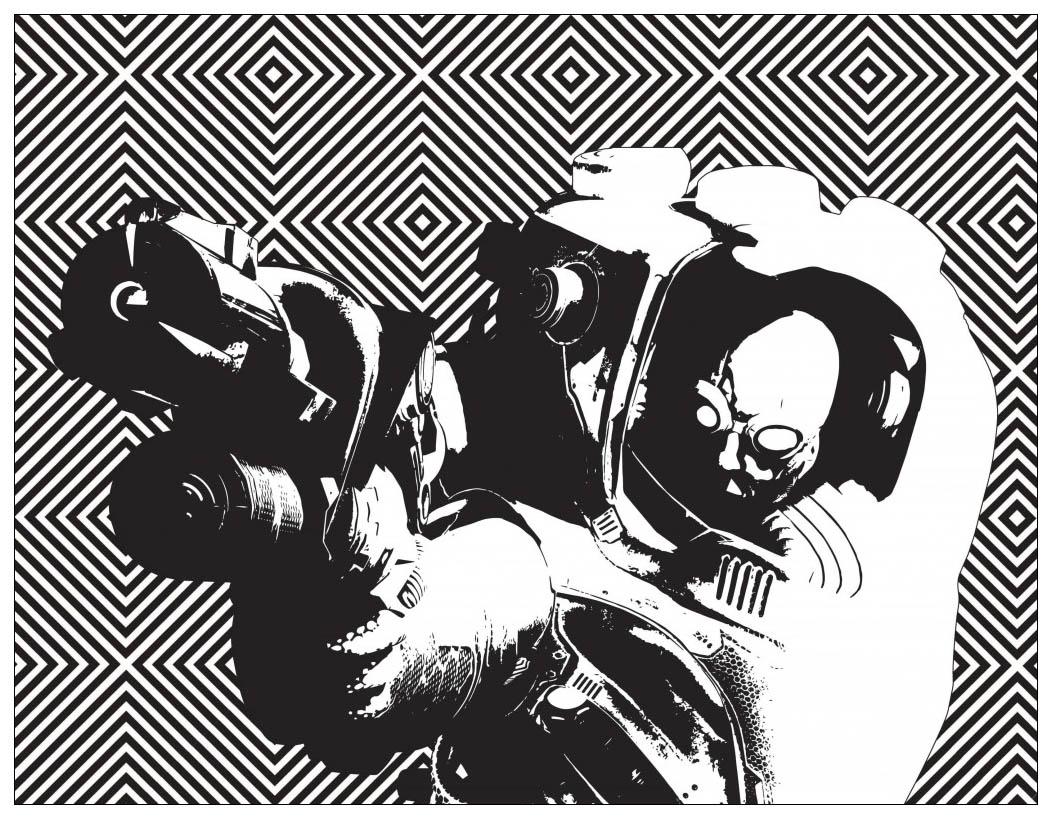 Série Les méchants de Batman : Bane (2)