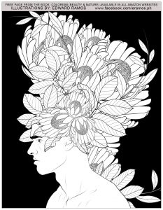 Coloriage beauty and nature edward ramos 12