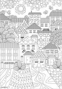 Simple ville