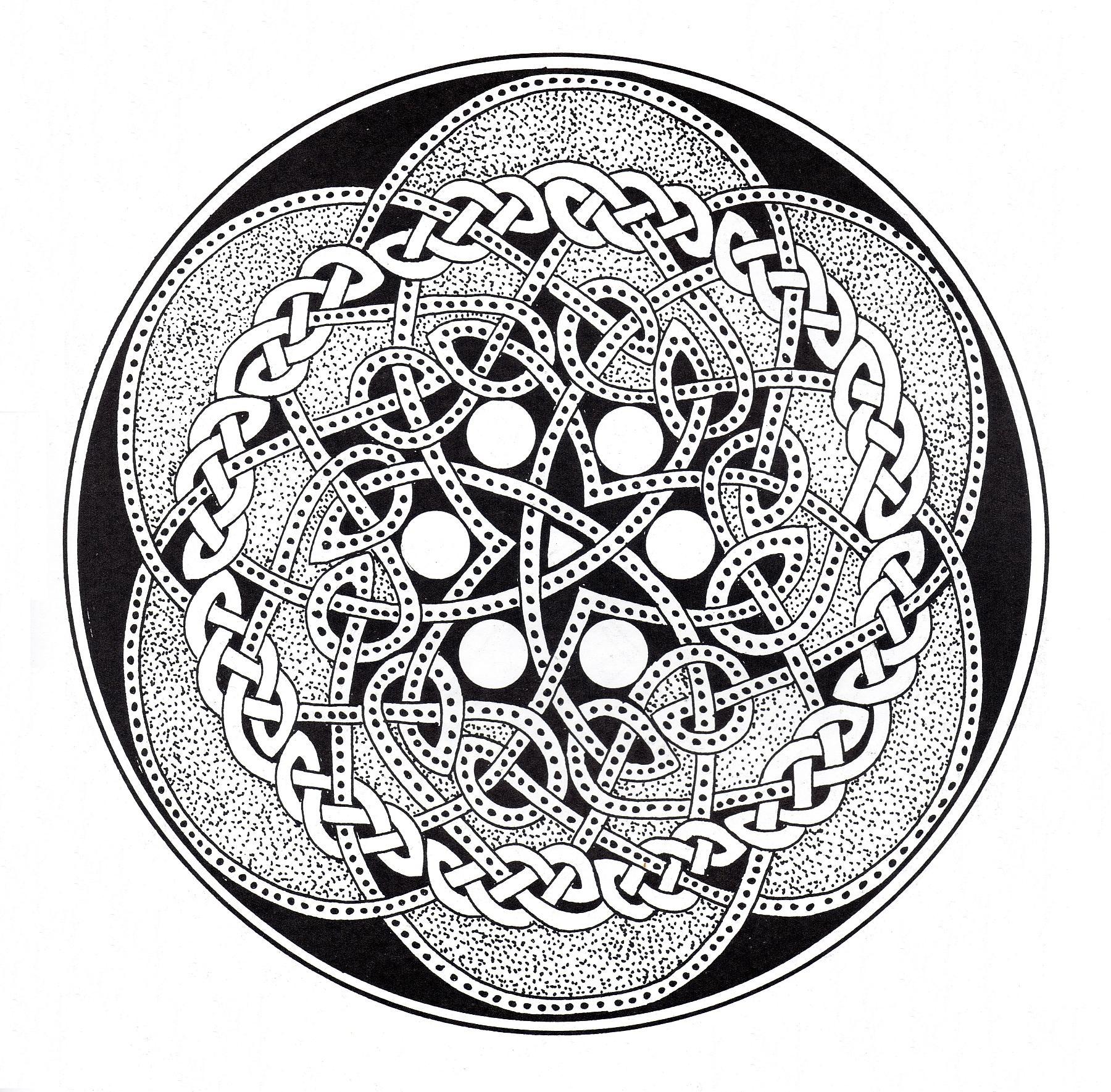 Motifs complexes et circulaires