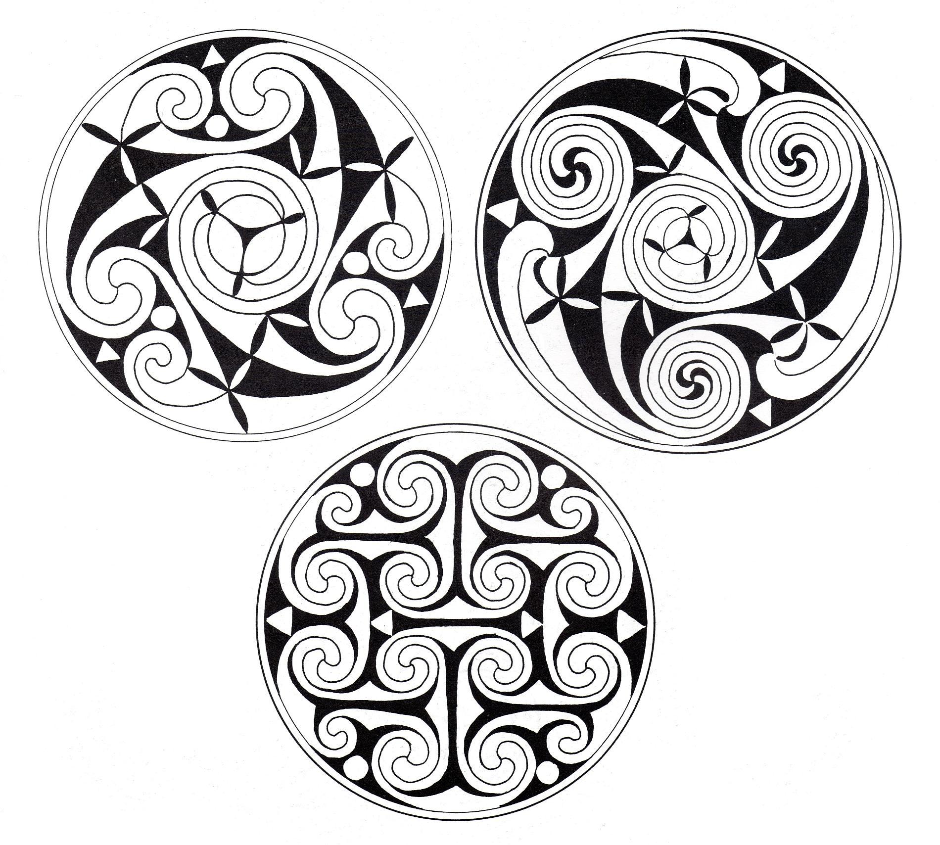 3 éléments inspirés par l'Art Celtique