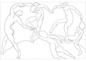 Henri Matisse : La Danse (1909 1910)