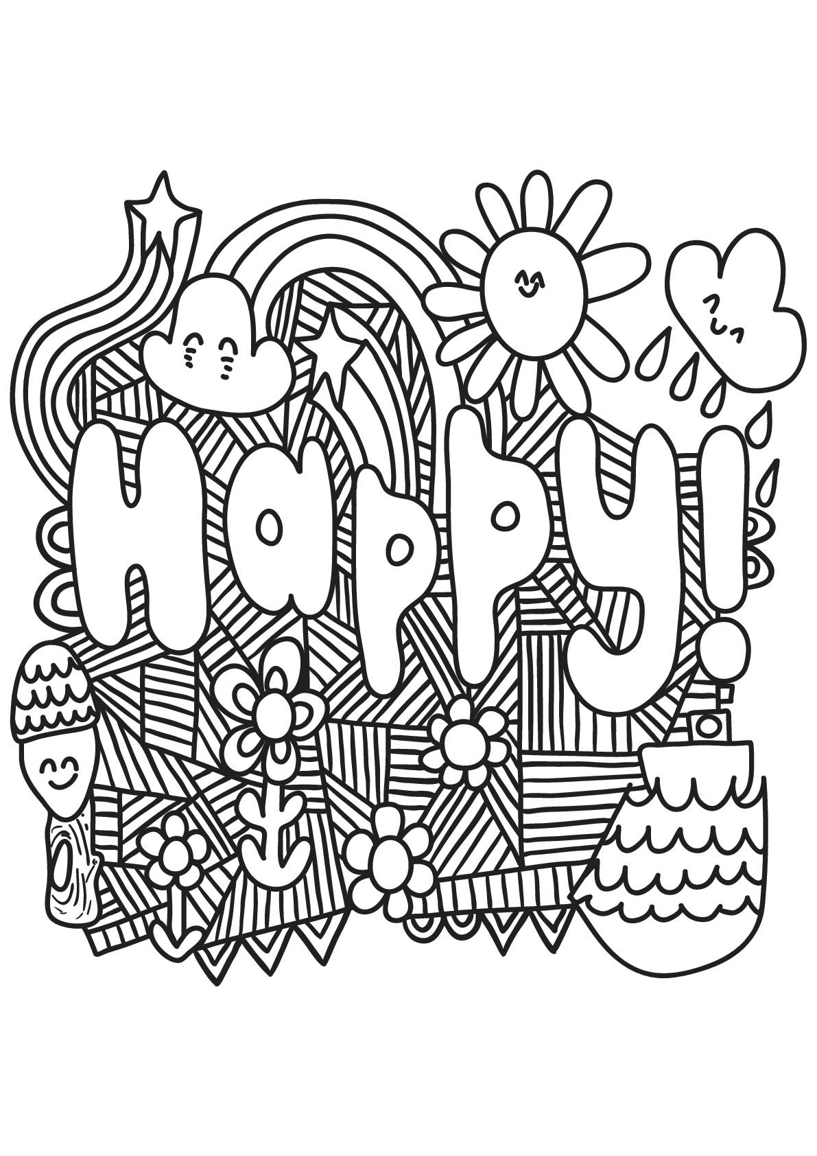 Happy ! (Joyeux)