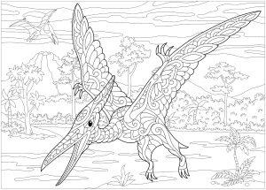 Ptérodactyle