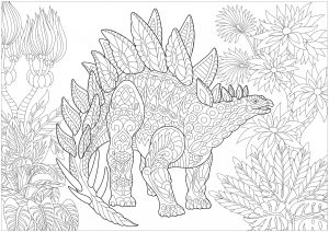 Stégosaure / Stegosaurus