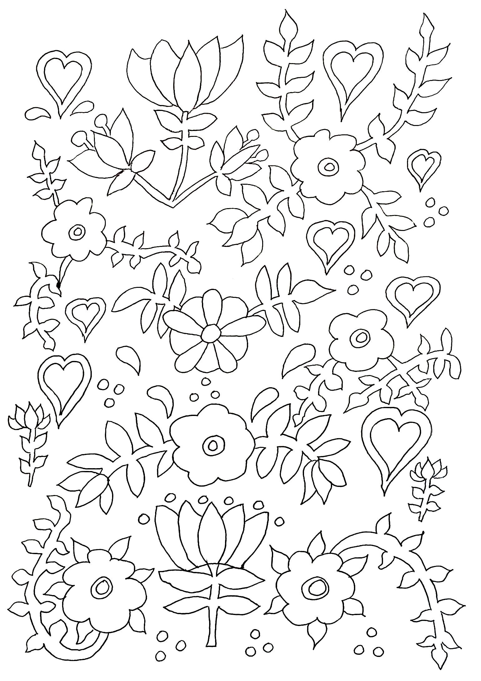 Naif fleurs