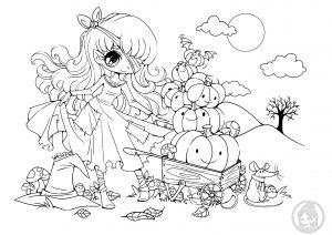 La princesse citrouille