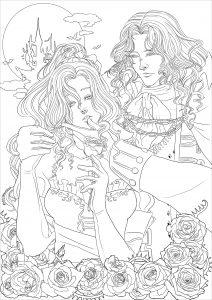 Alucard et Maria