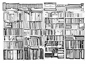 coloriage-bibliotheque free to print