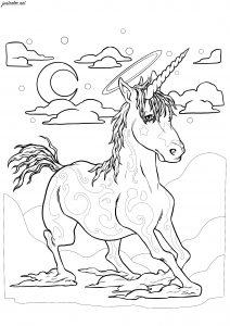 La licorne rapide