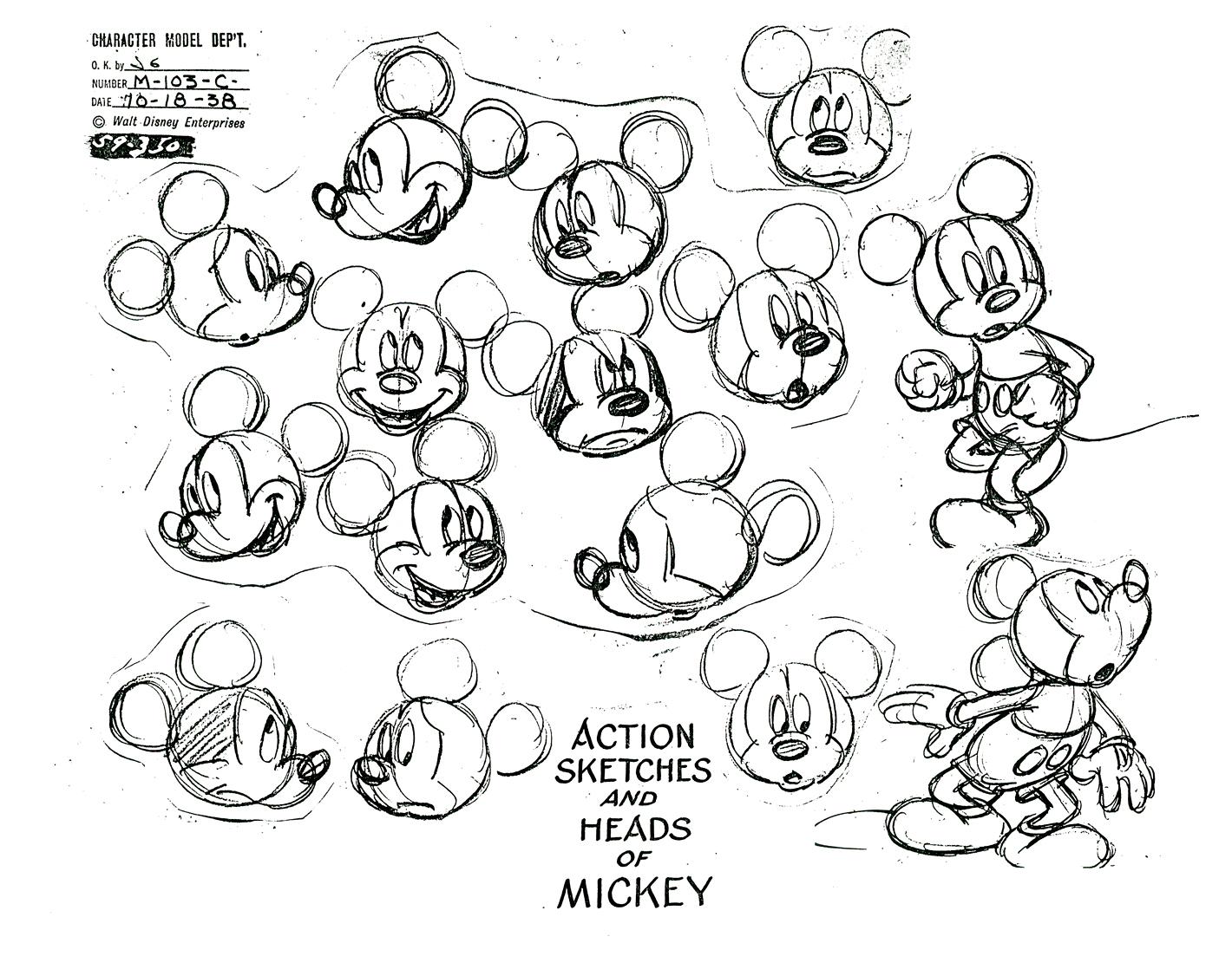 Mickey Mouse Livres Et Comics Coloriages Difficiles Pour