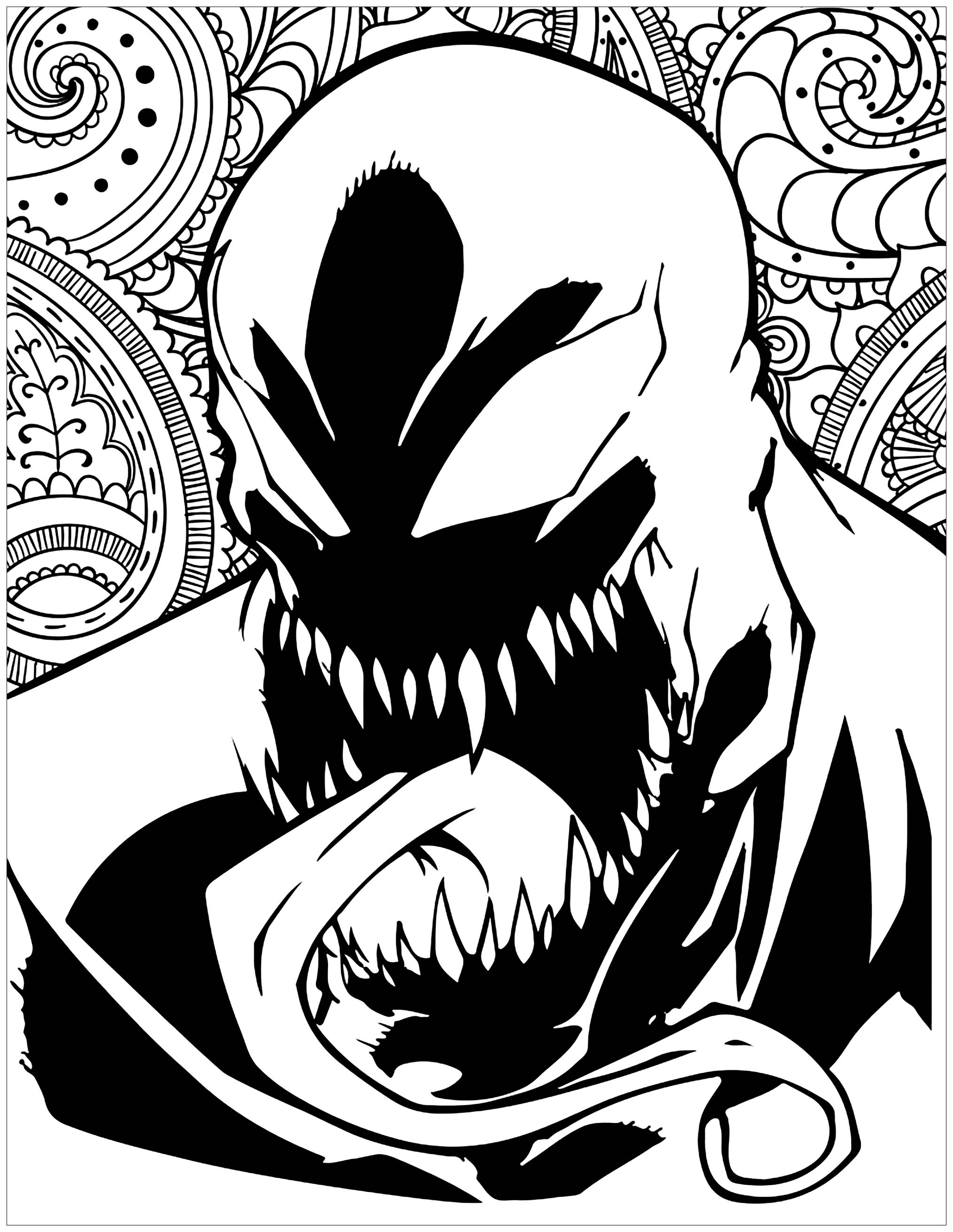 Série Les méchants de Marvel : Venom