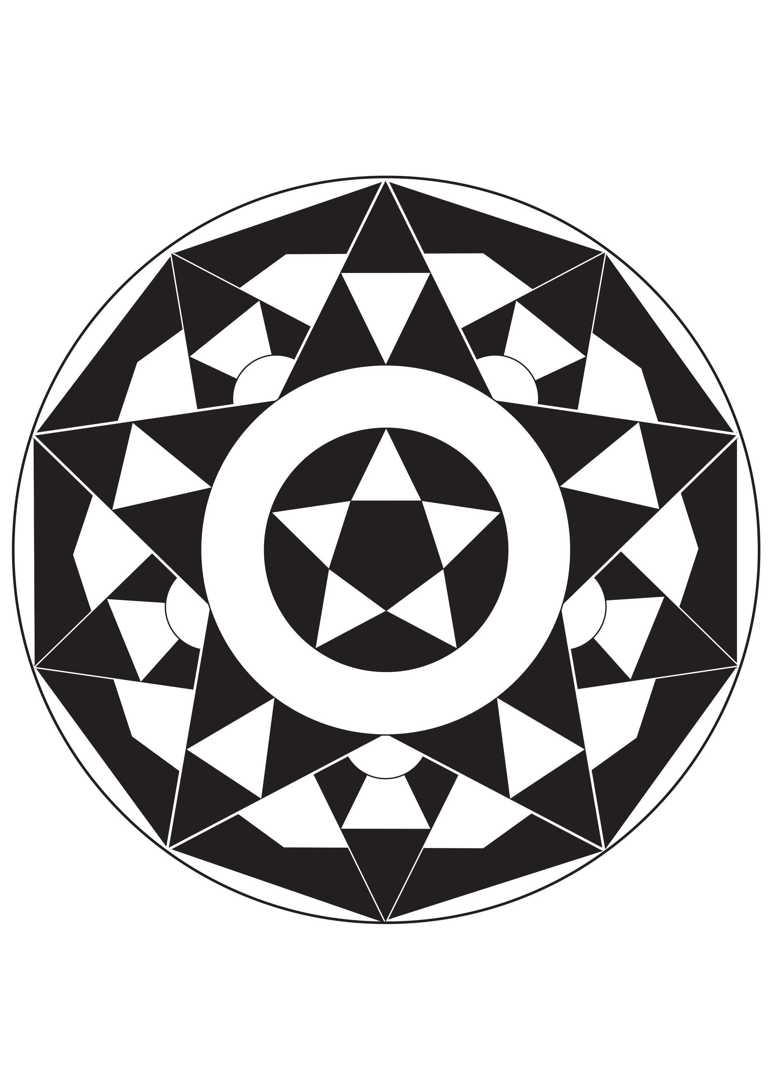 Blackstar Mandala !