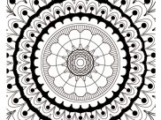 Coloriages Mandalas