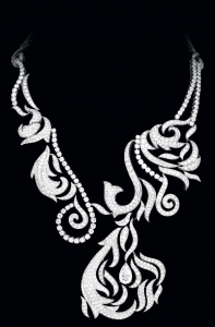 coloriage-adulte-collier-diamants-2 free to print