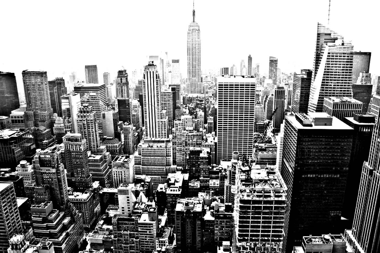Coloriage Adulte New York.New York Gratte Cliel New York Coloriages Difficiles
