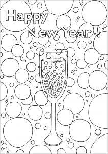 Champagne et bulles