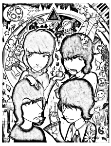 coloriage-pink-floyd-by-electricsorbet free to print