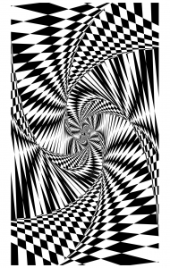 coloriage-psychedelique-1 free to print