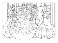 coloriage-adulte-barbie free to print