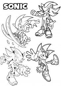 Sonic le hérisson