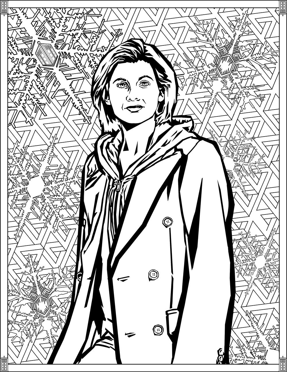 Docteur Who : Le treizième Docteur Who : Jodie Whittaker