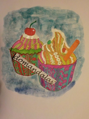 coloriage-cup-cakes