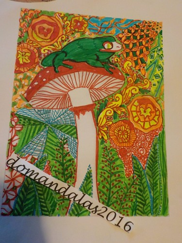 coloriage-jungle-foret