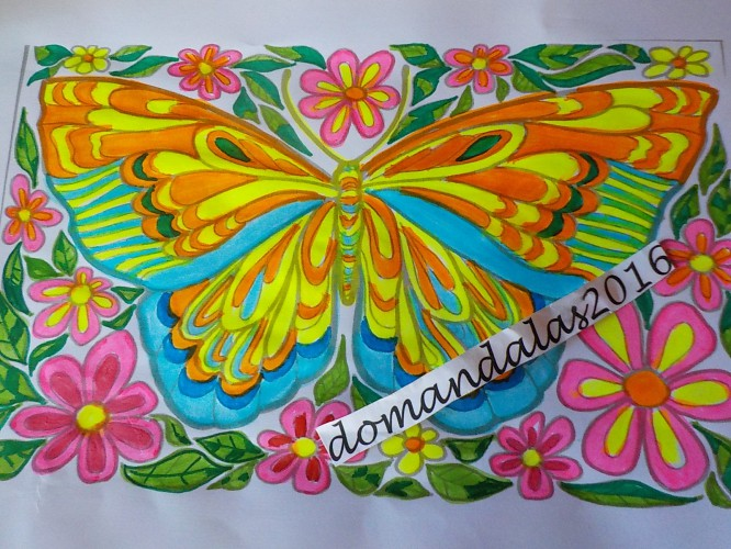 coloriage-insectes-animaux