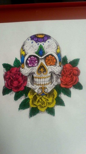 coloriage-tatoo